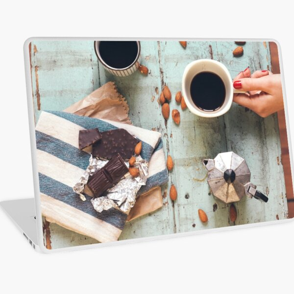 Coffee For Two Laptop Skin