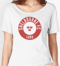 SHELBOURNE FC 1895 Women's Relaxed Fit T-Shirt