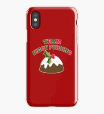 TEAM FIGGY PUDDING iPhone Case/Skin