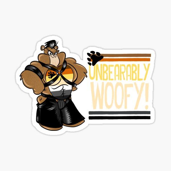 WOOFY Sticker