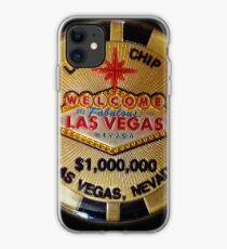 Las Vegas Casino Token iPhone Case