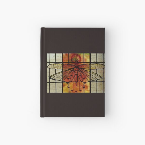 May the years the locust has eaten be restored Hardcover Journal