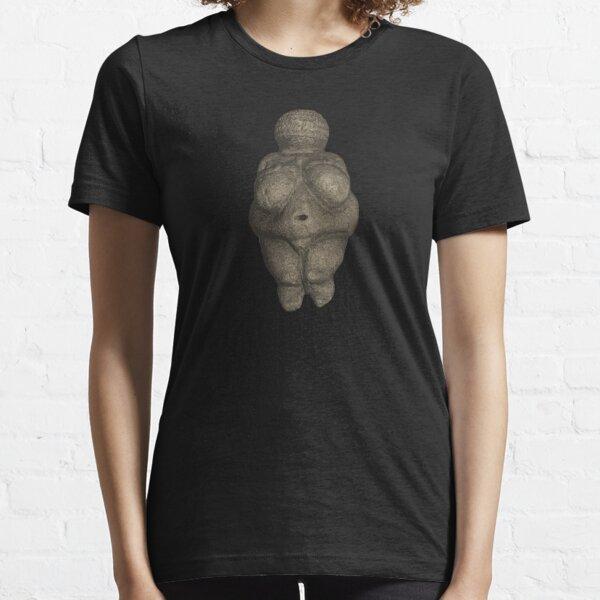Prehistoric Venus Figurine Essential T-Shirt