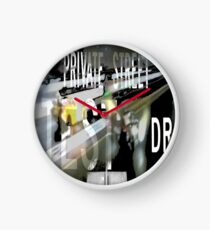 Test Drive - Funny Car Clock