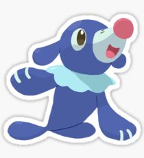 Popplio Water Starter Pokemon Sticker