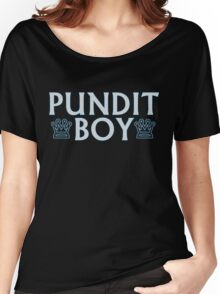Pundit Boy, Keelan Balderson Women's Relaxed Fit T-Shirt