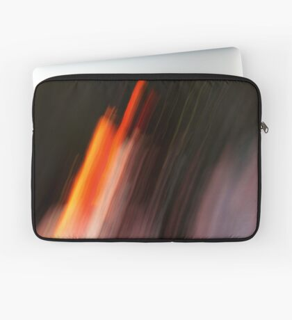 Playing With Fire Laptop Sleeve