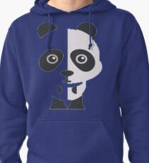 Cartoon Baby Panda Bear Anti-racism  T-Shirt