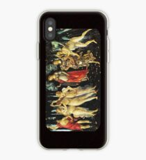 La Primavera di Botticelli -  Allegory of Spring iPhone Case