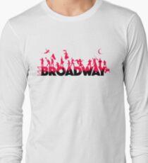 Eine Feier des Broadway Langarmshirt