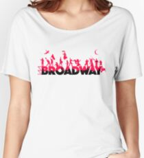 A Celebration of Broadway Women's Relaxed Fit T-Shirt