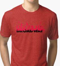 A Celebration of Broadway Tri-blend T-Shirt