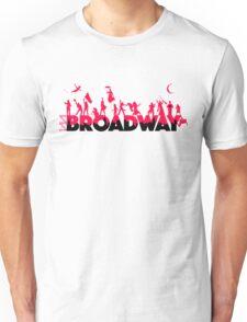 A Celebration of Broadway Unisex T-Shirt