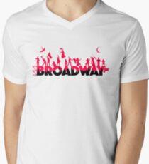 A Celebration of Broadway Men's V-Neck T-Shirt