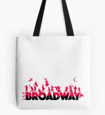 A Celebration of Broadway Tote Bag