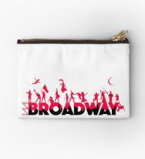 Eine Feier des Broadway Studio Clutch