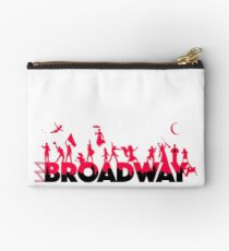 A Celebration of Broadway Studio Pouch