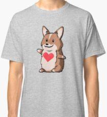 Pembroke Welsh Corgi Love Classic T-Shirt