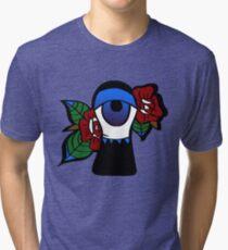 Sailor Jerry Keyhole Tri-blend T-Shirt