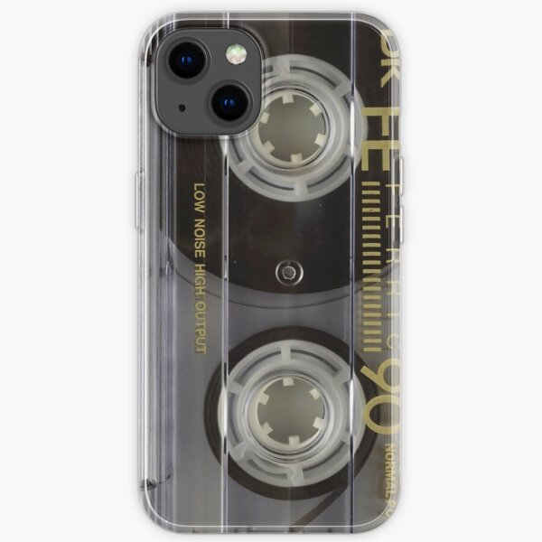 Retro - remember iPhone Soft Case