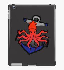 Sailor Jerry Kraken iPad Case/Skin