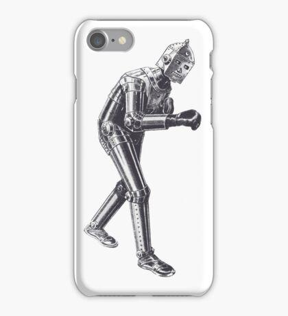 Robot Dempsey iPhone Case/Skin