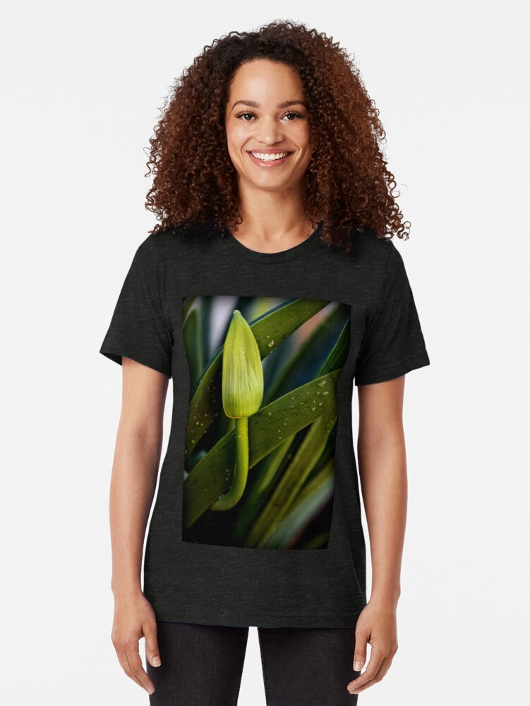 Alternative Ansicht von Ich warte nur auf Bloom Vintage T-Shirt