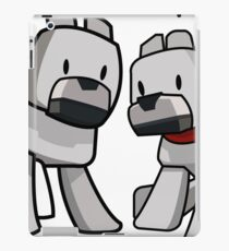 Minecraft Wolf / Minecraft Dogs iPad Case/Skin