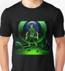 he's near   AntiSepticEye Ed. Unisex T-Shirt
