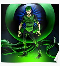 he's near | AntiSepticEye Ed. Poster