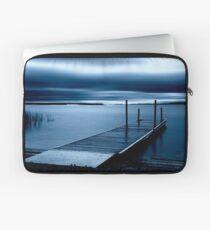 Blue Dawn - Leech Lake, MN Laptop Sleeve