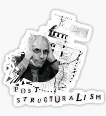 Foucault Sticker