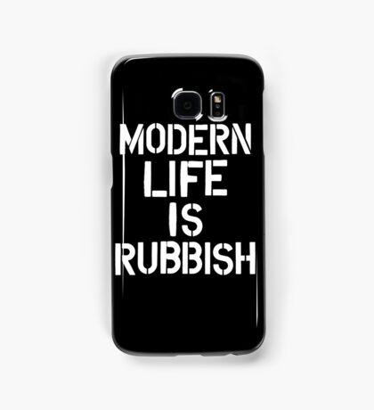 Modern Life is Rubbish Samsung Galaxy Case/Skin