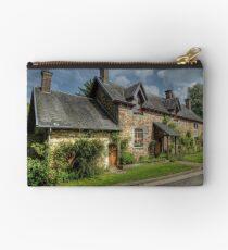 Cottage in Trooz, Belgium Studio Pouch