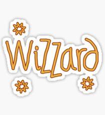 Wizzard Sticker