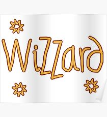 Wizzard Poster