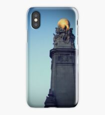 5 continents iPhone Case/Skin