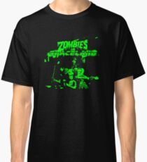 Zombies in Spaceland Classic T-Shirt