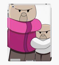 Minecraft Villagers Chibi Funny iPad Case/Skin
