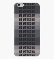 BRIDE JDM MATERIAL iPhone Case
