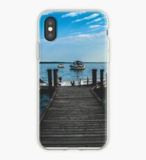 Lake Garda, Italy. iPhone Case