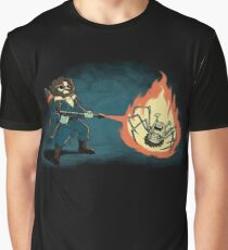 KILL IT WITH FIRE Graphic T-Shirt