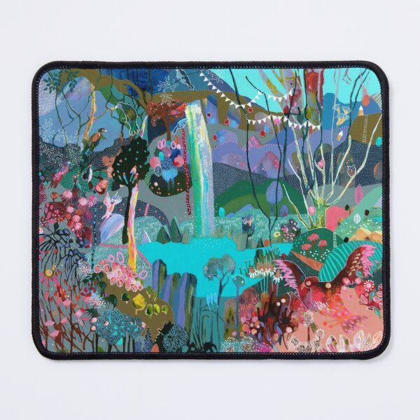 Wellspring Mouse Pad