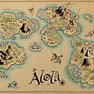Alola Map by MeleeNinja