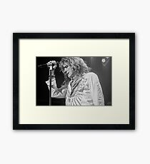 Whitesnake Framed Print