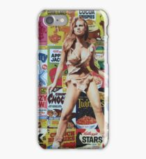 Raquel Welch, Cereal Vixen iPhone Case/Skin