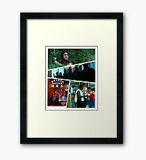 Miami Connection - 80s Movie T-Shirt Framed Print