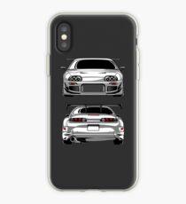 Toyota Supra 2JZ iPhone Case