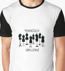 Mannequin Challenge Graphic T-Shirt