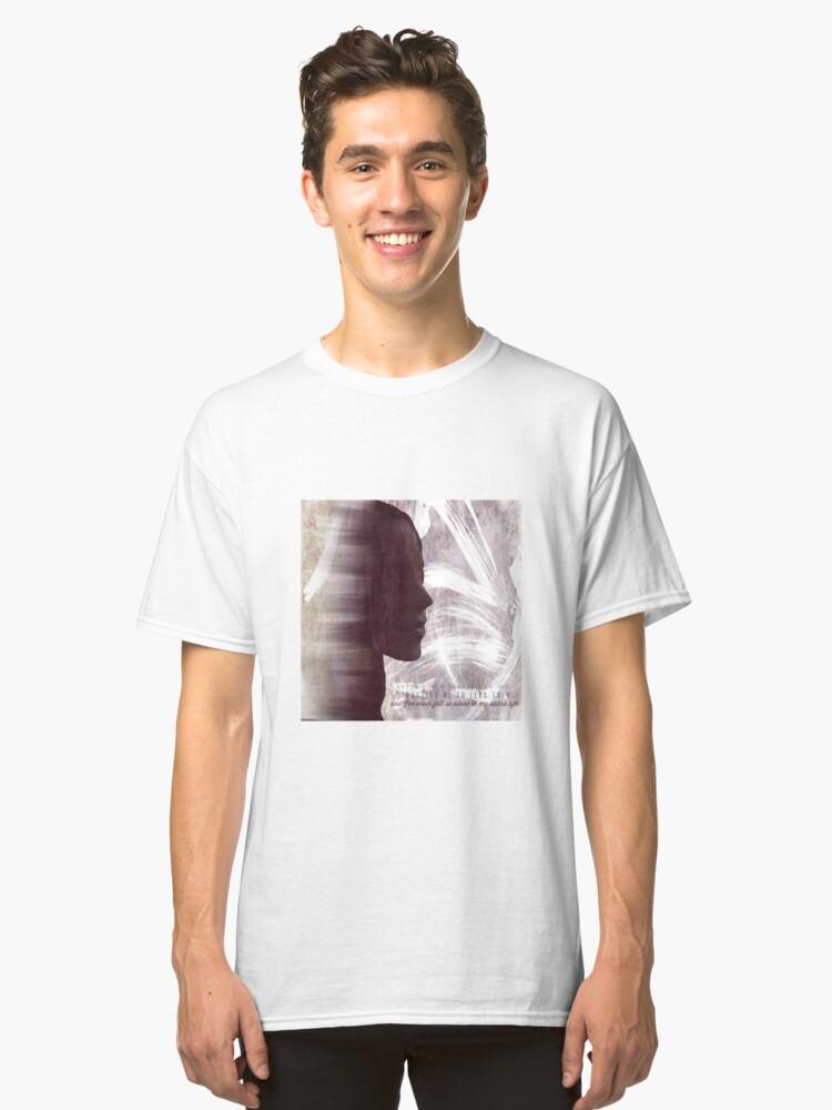 Faith Lehane - The Dark Slayer Classic T-Shirt Front